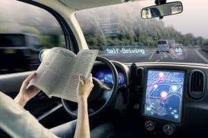 Are Self-Driving Cars the Answer to Eliminating Traffic Crashes and Fatalities?