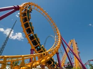Woman Survives 34-Foot Fall from Daytona Beach Roller Coaster